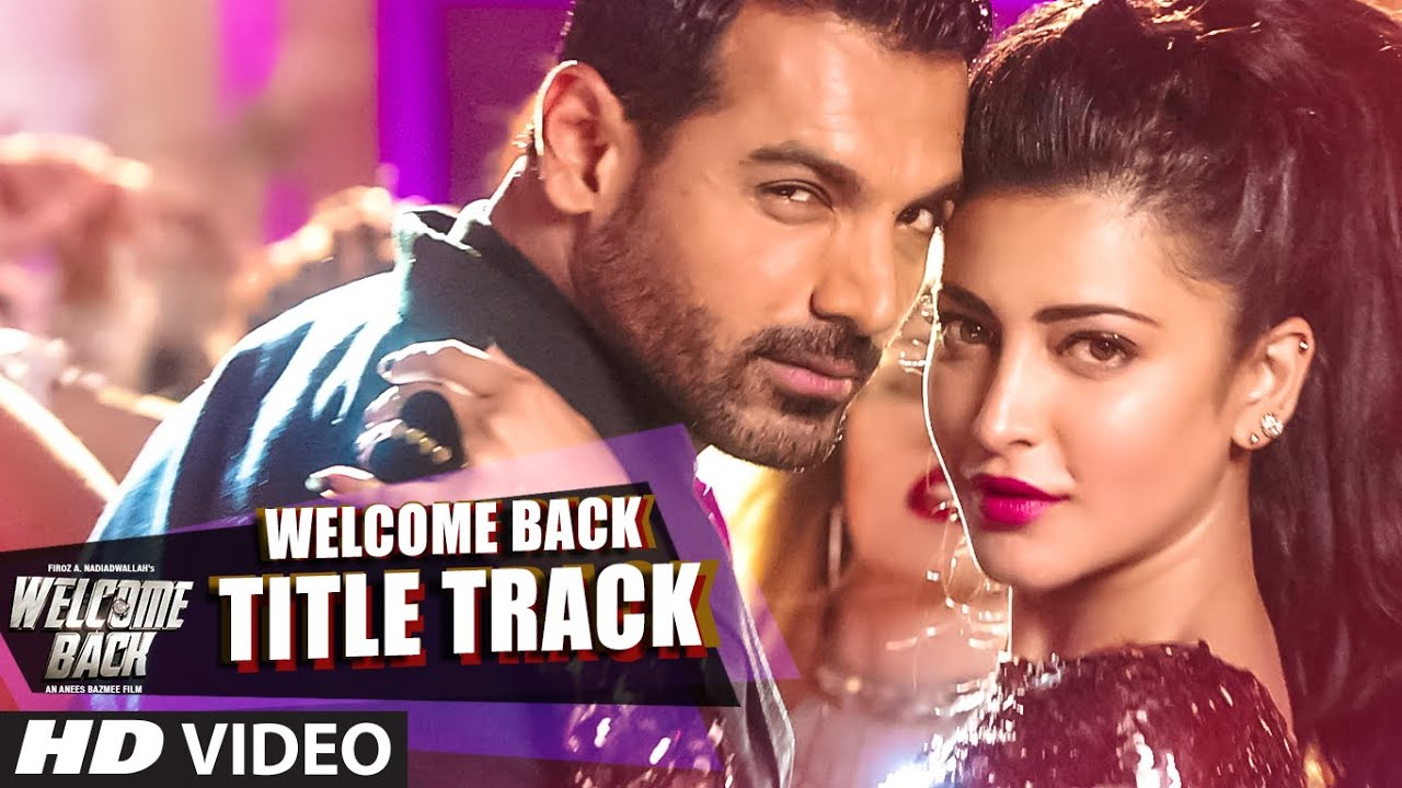 Welcome Back Title Song Lyrics