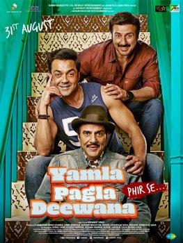 Yamla Pagla Deewana : Phir Se