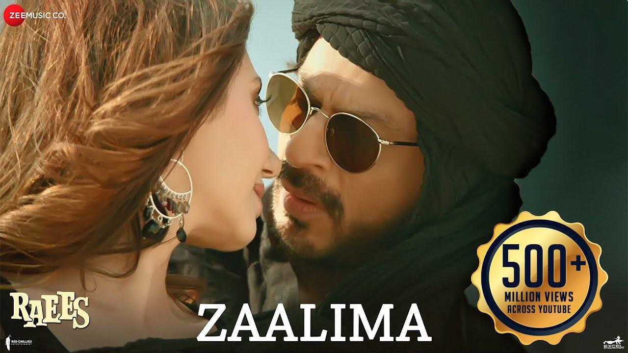 Zaalima Song Lyrics