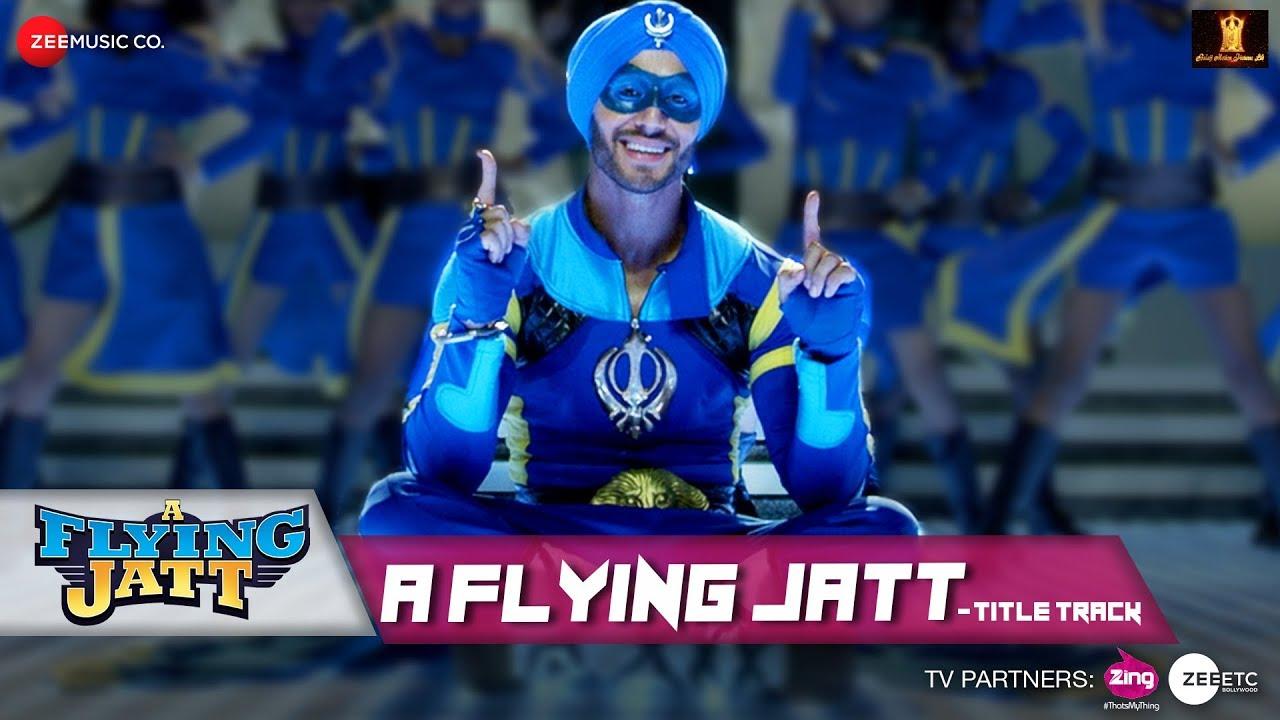 A Flying Jatt Song Lyrics