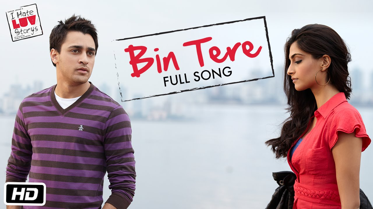 Bin Tere Bin Tere Song Lyrics