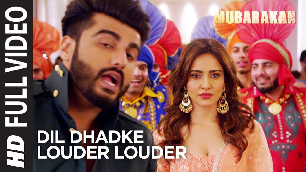 Dil Dhadke Louder Louder Song Lyrics