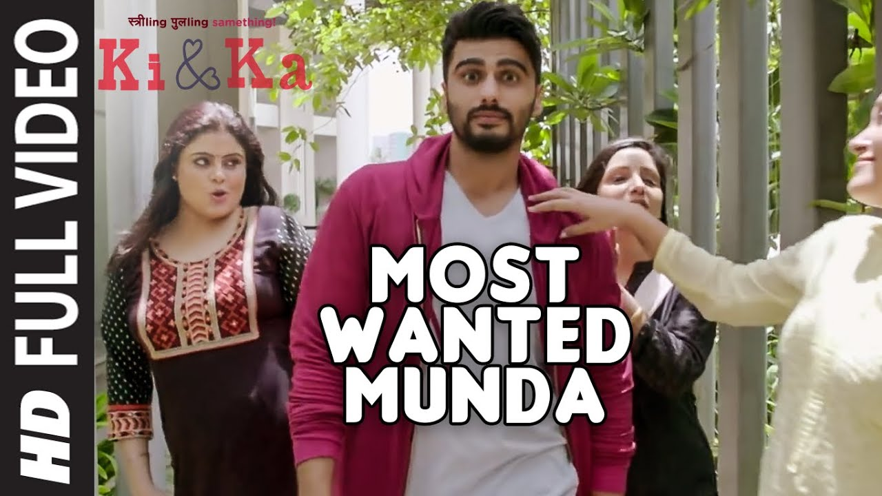 Kabir Most Wanted Munda Song Lyrics