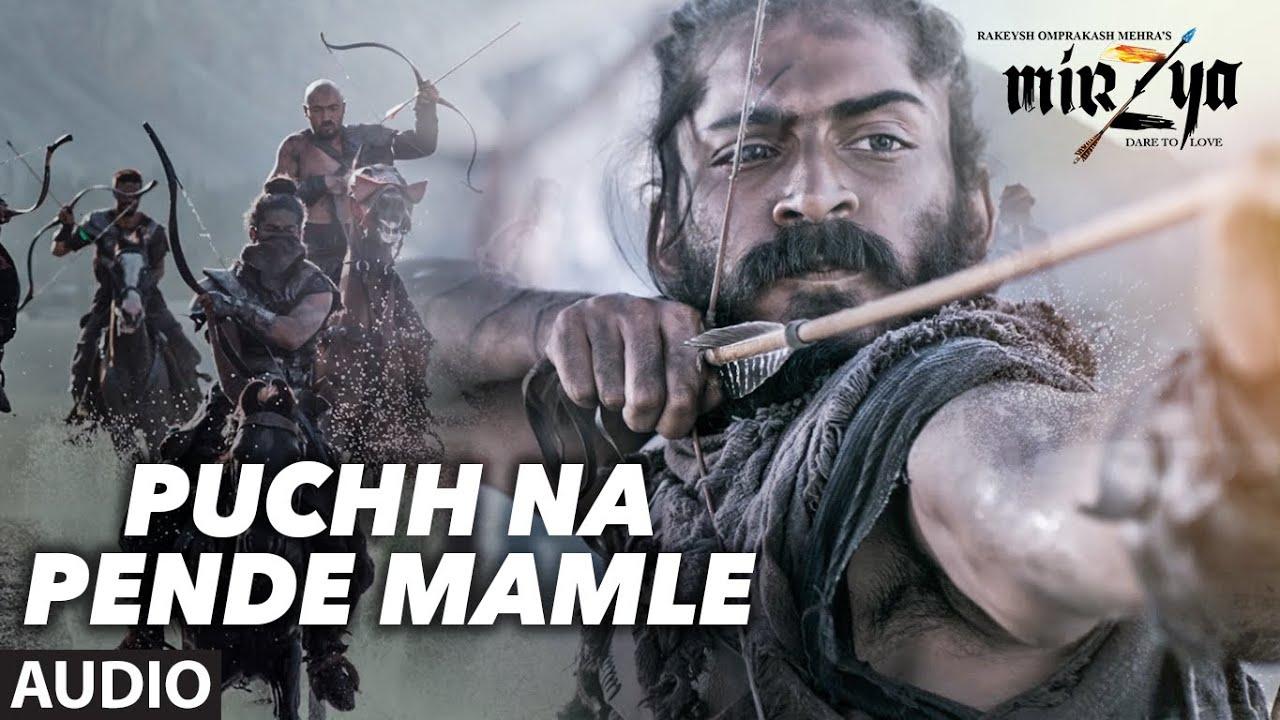 Puchh Na Pende Mamle Song Lyrics