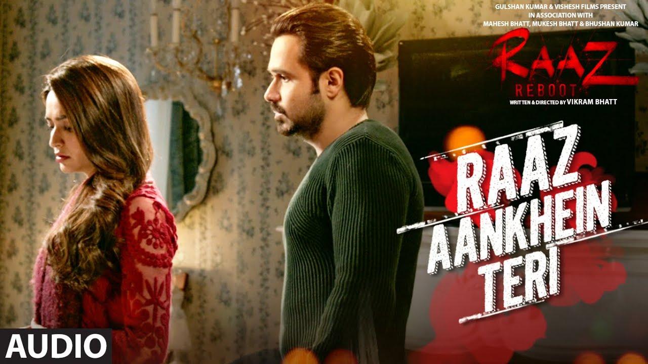 Raaz Aankhein Teri Song Lyrics