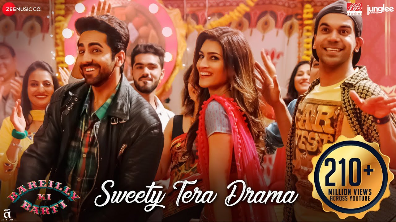 Sweety Tera Drama Song Lyrics