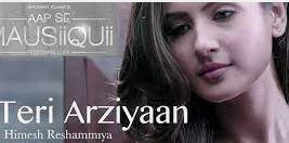 Teri Arziyaan Song Lyrics