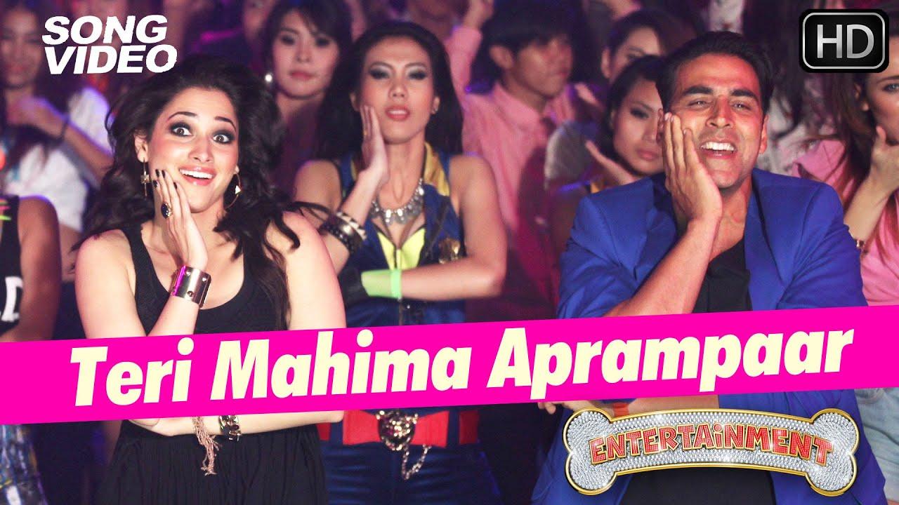Teri Mahima Aparmpaar Song Lyrics
