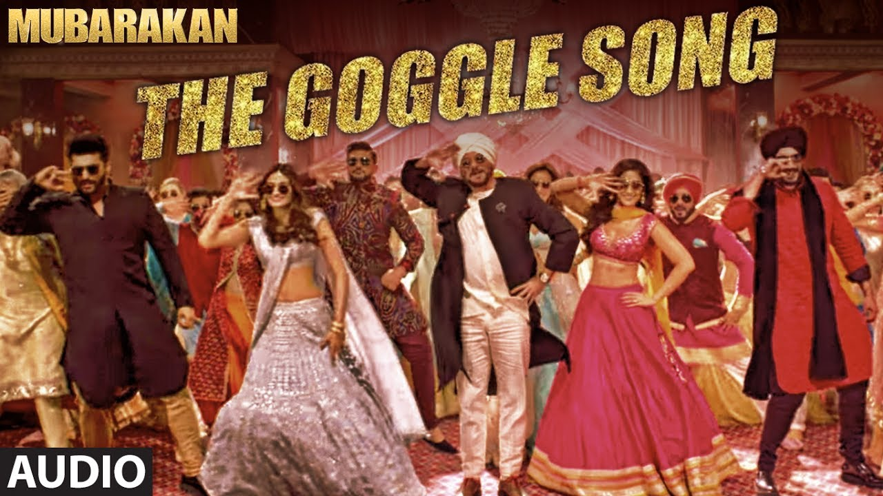 The Goggle Song Song Lyrics