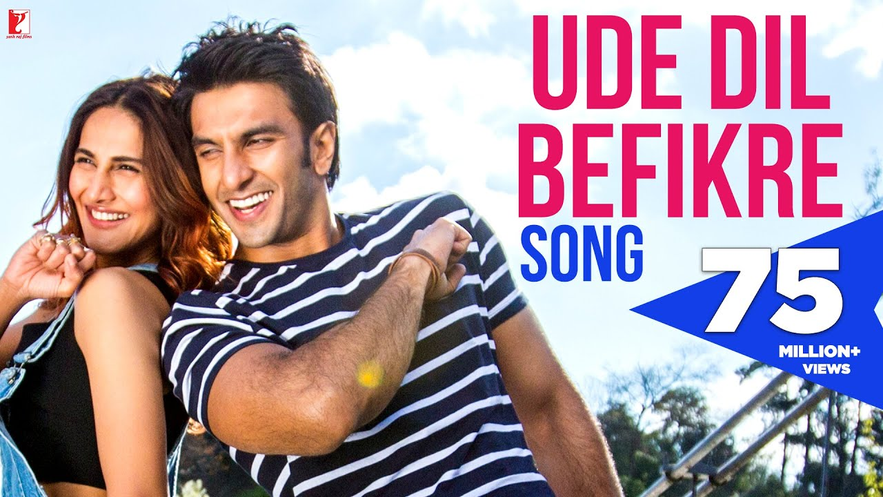 Ude Dil Befikre Song Lyrics